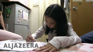 20% of Hong Kong lives in poverty - ALJAZEERAENGLISH