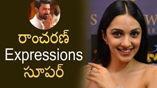 Ram Charan's expressions were fabulous: Kiara Advani | Vinaya Vidheya Rama - IGTELUGU