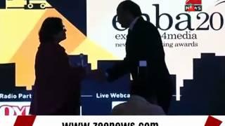 Zee News receives ENBA award for best in-depth report - ZEENEWS
