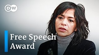DW Freedom of Speech Award 2019 for Anabel Hernández | DW News - DEUTSCHEWELLEENGLISH