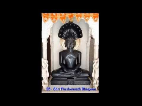 24 Tirthankar of Jain Religion