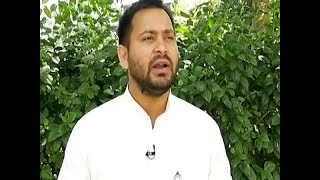 Fighting elections without Lalu ji is a challenge: Tejashwi Yadav - ABPNEWSTV