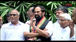 కొలిక్కి వచ్చిన మహాకూటమి సీట్ల పంపకం..| Mahakutami Seats Allocation Details | Telangana | CVR News - CVRNEWSOFFICIAL