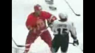 Хоккей, бои без правил
