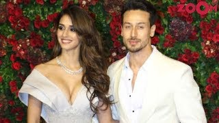 Tiger Shroff REVEALS why he always holds the bag for Disha Patani - ZOOMDEKHO
