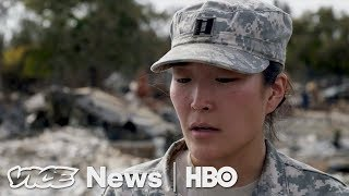 The National Guard Is Sifting Through What Wildfires Left Behind (HBO) - VICENEWS