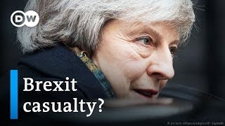 Brexit vote: Are Theresa May's days as UK Prime Minister numbered? | DW News - DEUTSCHEWELLEENGLISH