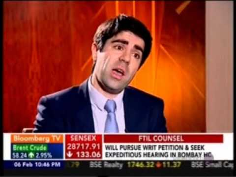 Bloomberg TV - Mr  Williams Besse - International Sales Manager, Frederique Constant