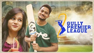 Gully Premier League Episode - 2 | RCB VS MI | Shanmukh Jaswanth | Shivani Mahi | Vamsi Srinivas - YOUTUBE