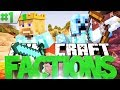 Minecraft: FACTIONS! Ep. 1 w/ Doky9889