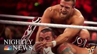 WWE 'Raw' turns 25 | NBC Nightly News - NBCNEWS