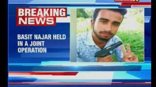 Jammu and Kashmir: Stone pelter turned LeT terrorist arrested in Sopore - NEWSXLIVE