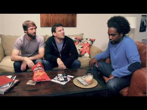 Roommates Doritos 2012 Superbowl Contest