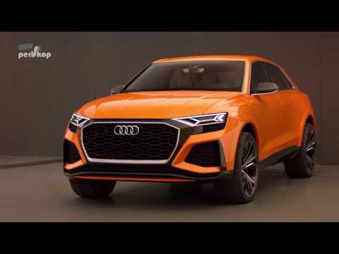 Autoperiskop.cz  – Výjimečný pohled na auta - VIDEO – Audi Q8, RS5, A5 Sportback g-tron – Ženeva 2017