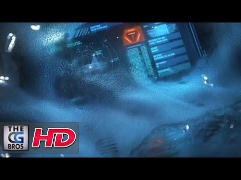 "CGI 3D Game Trailer Opening HD: ""Halo 4 - Forward Unto Dawn""  by - Polynoid"