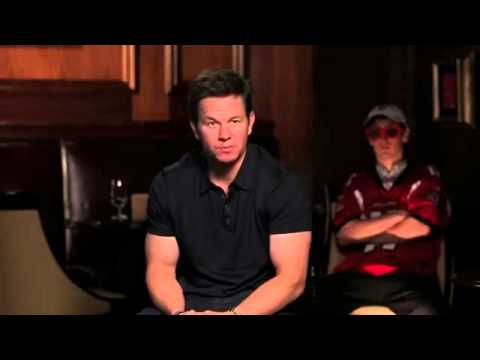 Mark Wahlberg Shouts Out the Atlanta Falcons D Block