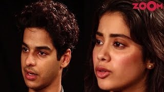 Exclusive: Ishaan & Janhvi Speak About Making An Identity Of Their Own - ZOOMDEKHO