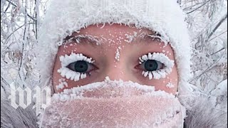 3 of the coldest places on Earth to live - WASHINGTONPOST