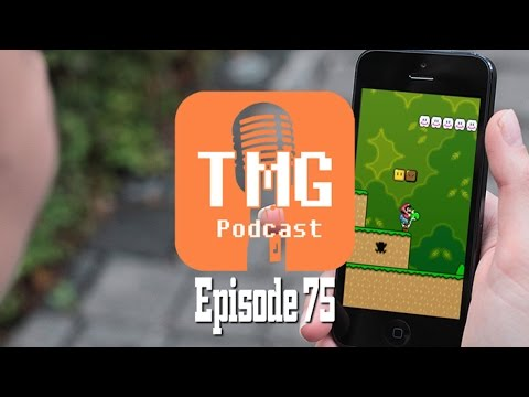 The TMG Podcast Episode 75: Call of Duty has a Frogger Stage - 03/22/2015