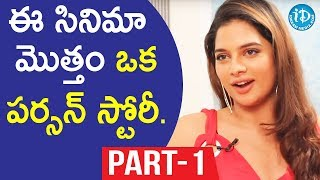 Actress Tanya Hope Exclusive Interview Part #1 || #PatelSIR || Talking Movies With iDream - IDREAMMOVIES