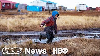 Climate Change Is Killing This Alaskan Village (HBO) - VICENEWS