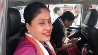 Vijaya Shanthi Visit Rahul Gandhi Public Meeting Arrangements in Kamareddy | CVR NEWS - CVRNEWSOFFICIAL