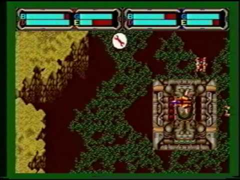 Classic Game Room HD - HERZOG ZWEI on Sega Genesis Part 3
