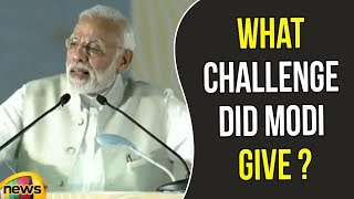 What challenge Did Prime Minister Modi Give to the Reformation of India | Modi Speech | Mango News - MANGONEWS