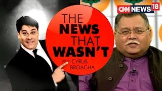 Rafale Controversy, Congress Defends Vadra, And Much More | The Week That Wasn't With Cyrus Broacha - IBNLIVE