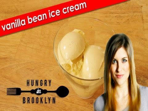 How To Make Ice Cream : Hungry in Brooklyn