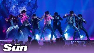 BTS announce world tour (UK, USA, Brazil, France) - THESUNNEWSPAPER