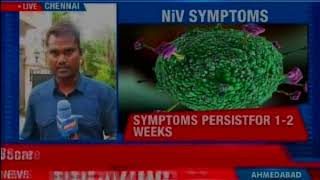 Nurse latest to succumb to Nipah virus infection; at least 6 dead in Kerala - NEWSXLIVE