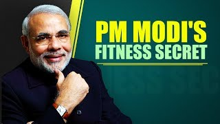 In London, PM Narendra Modi reveals the 'secret of his fitness' - ZEENEWS