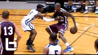 Jamal Crawford's Insane Handles At Pro Am