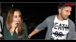 Varun-Natasha Rubbish All Rumours Of Their Separation   Bollywood News - ZOOMDEKHO