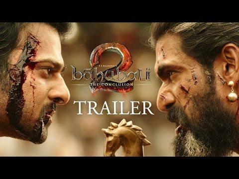 <p>फिल्म &#39;बाहुबली 2&#39; का ट्रेलर रिलीज हो गया है। अगर आपने अभी तक नहीं देखा, तो यहां देखिए</p>