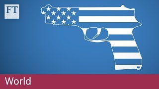 How Americans love their guns - in graphics - FINANCIALTIMESVIDEOS