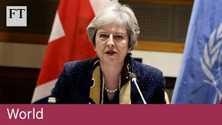 Theresa May says no deal is better than current EU offer - FINANCIALTIMESVIDEOS