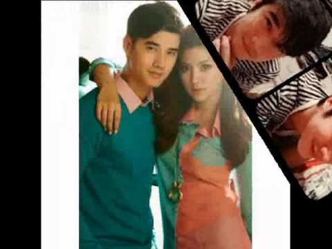 MArio Maurer and Baifern Pimchanok picture
