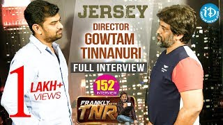Frankly With TNR #152 - Full Interview || Talking Movies With iDream - IDREAMMOVIES