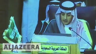 Arab League: Ministers condemn Iran and Hezbollah - ALJAZEERAENGLISH