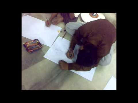 shara art school shara more than 60 artists training drawing teacher training  drawing tuticorin