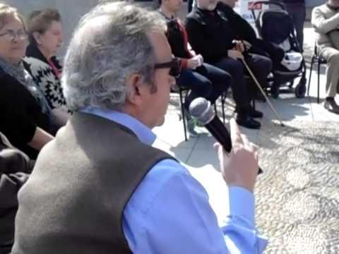 Asamblea Ciudadana PSOE Fuengirola: Intervención de Diego Vega