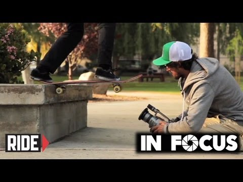 How To: Use Fisheye Lens - Skateboarding Cinematographer Mike Manzoori- In Focus