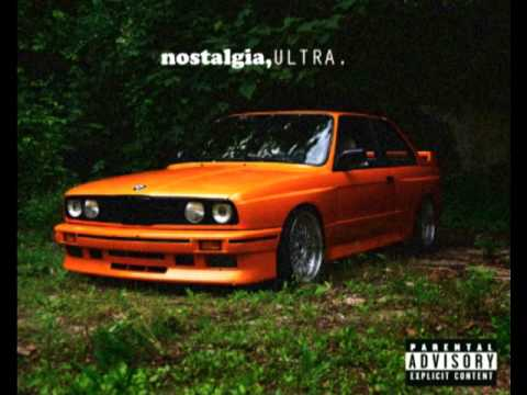 Frank Ocean - Strawberry Swing