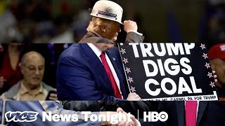 Trumps Saves Coal & Stealing France.com: VICE News Tonight Full Episode (HBO) - VICENEWS