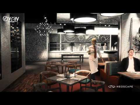 V-Ray Architectural Demo Reel 2011