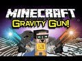 Minecraft GRAVITY GUN MOD Spotlight - The Perfect Tool! (Minecraft Mod Showcase) imagenes