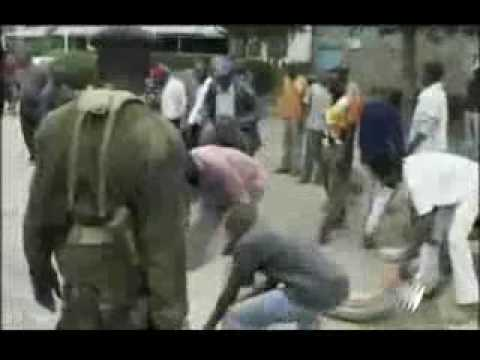 Kenya Hacked to death by panga in front of film crew -G8AHZjM1pyo