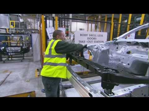 megafactories jaguar xj HD 720p Eng